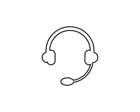call center icon Vector illustration design