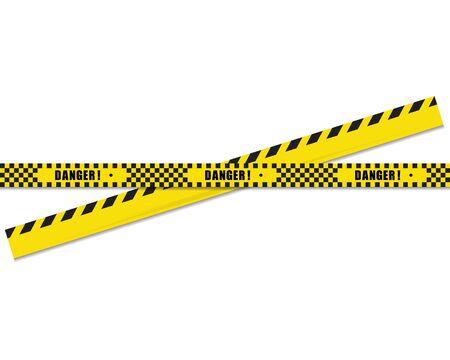 police line icon design illustration template Illustration