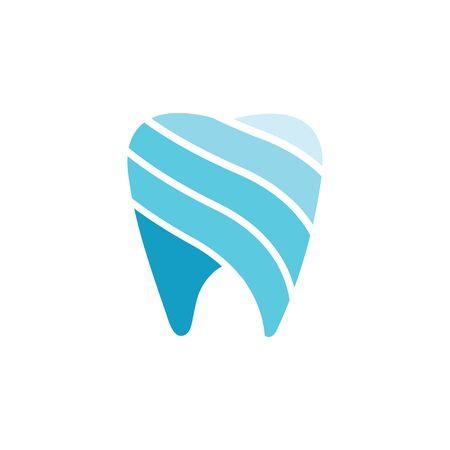 Dental logo Template vector illustration icon design Banque d'images - 129147217