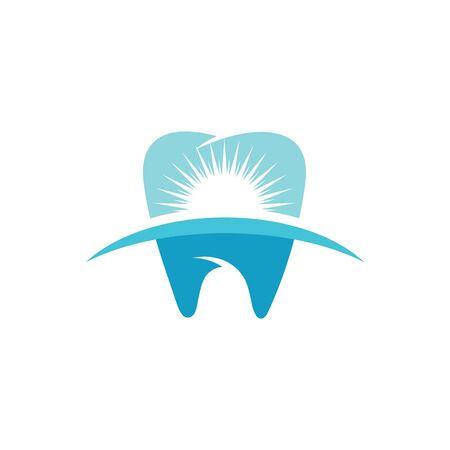 Dental logo Template vector illustration icon design Zdjęcie Seryjne - 129147233