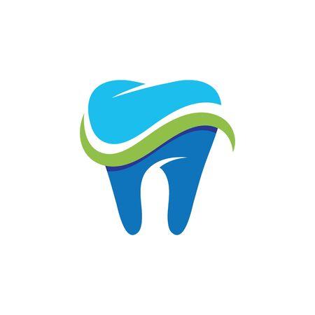 Dental logo Template vector illustration icon design Banque d'images - 129147236