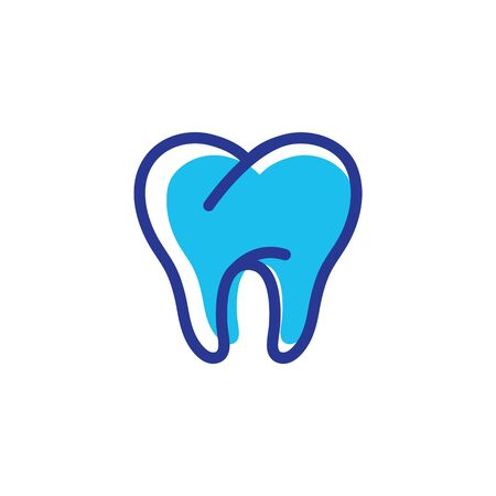 Dental logo Template vector illustration icon design Banque d'images - 129153109