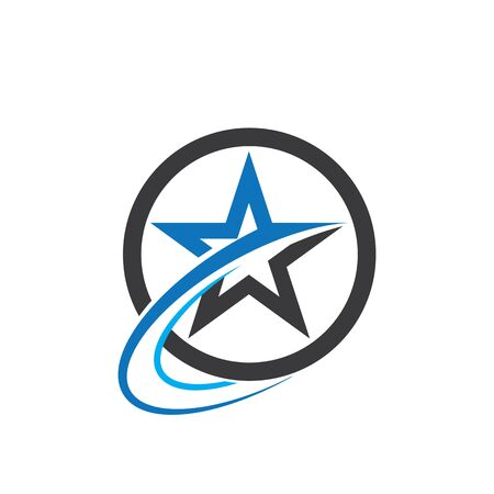 Star icon Template vector illustration design Фото со стока - 129244405