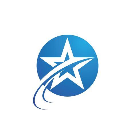 Star icon Template vector illustration design Фото со стока - 129244409