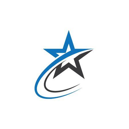 Star icon Template vector illustration design Фото со стока - 129244418