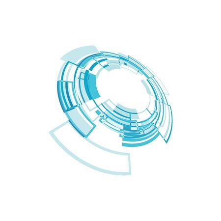 Global icon design vector illustration templae