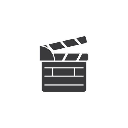 abstract film icon vector illustration template design Archivio Fotografico - 129707465