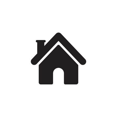Home Vector icon illustration design template