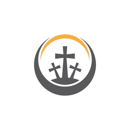 Tomb icon Template vector illustration design