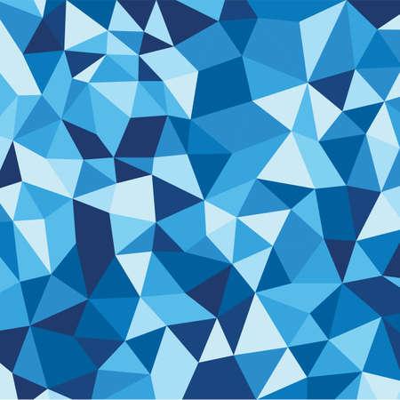 polygon Background vector illustration design template Ilustração Vetorial