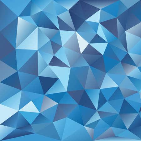 polygon Background vector illustration design template