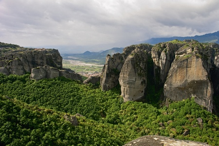paysage: the Plain of Thessaly