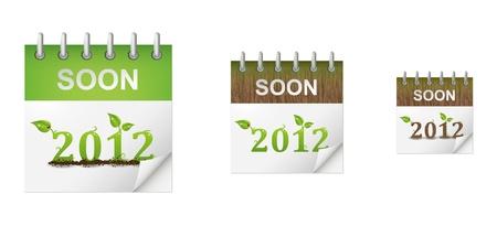 folio: Set of eco calendars