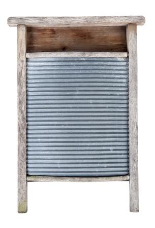 old washboard