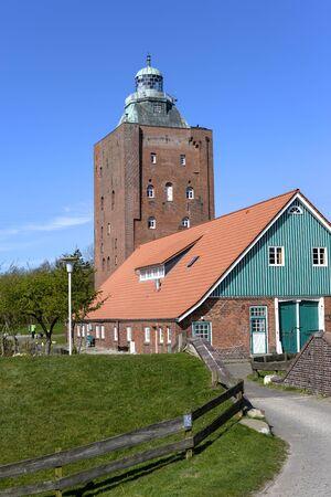 lighthouse isle neuwerk