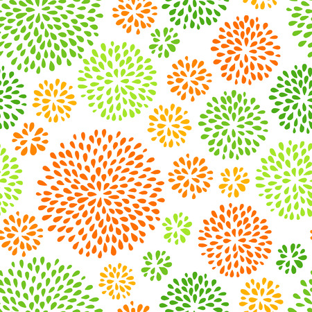 Indian seamless pattern for your design. India Independence Day background. Vector Illustration. Illustration