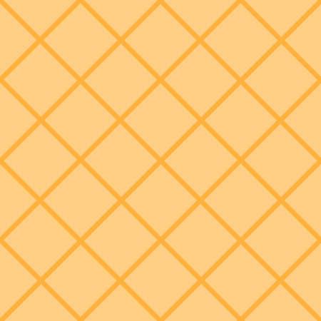 Waffle seamless pattern