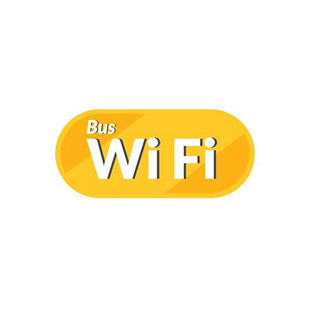 Bus WiFi icon