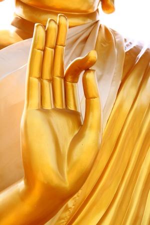 gestos: manos de Buda, Tailandia