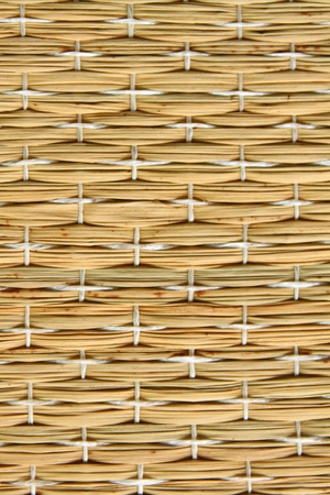Cyperus mat backgrounds or textures Stock Photo