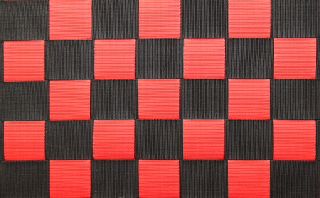 Nylon Weave of Texture or background  photo