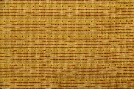 Beautiful art design on the sarong photo