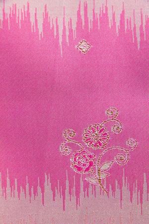 Beautiful art design of Silk, texture or background