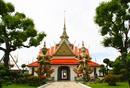 wat arun: Wat arun temple in Bangkok, Temple in Thailand