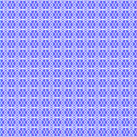modular rhythm: Vector seamless pattern. Modern stylish texture. Repeating geometric tiles. Concentric circles in purple