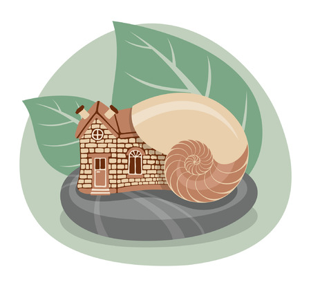introversion: Snail House Illustration