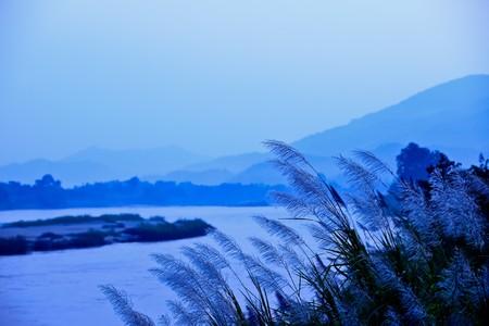Thailand - Laos border. photo