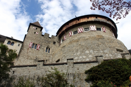 Castle of Liechtenstein