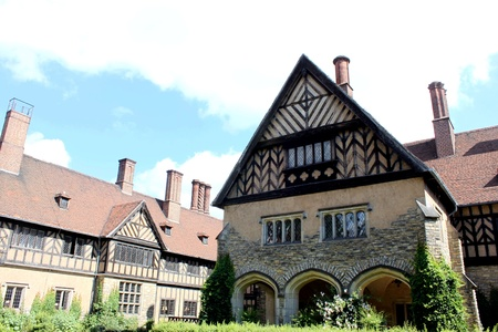 garten: Schloss Cecilienhof, the place of Potsdam Conference Editorial