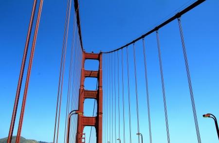 The golden gate bridge photo