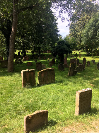 thousands: Historical Jewish Cemetery in Worms