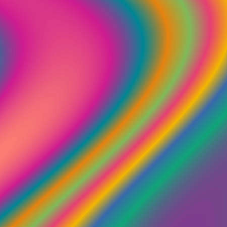 Colorful Striped pattern, with color gradient effect