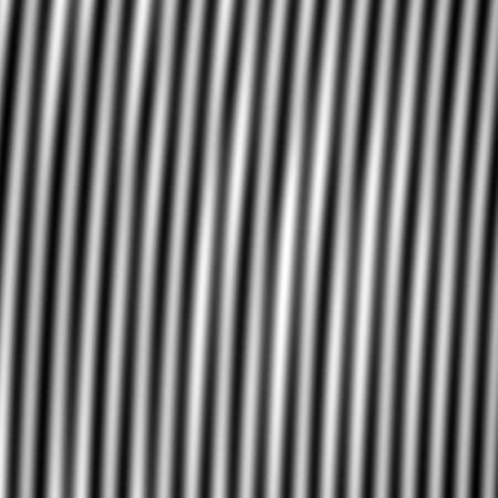 black and white embossed texture of lines, zebra lines 免版税图像