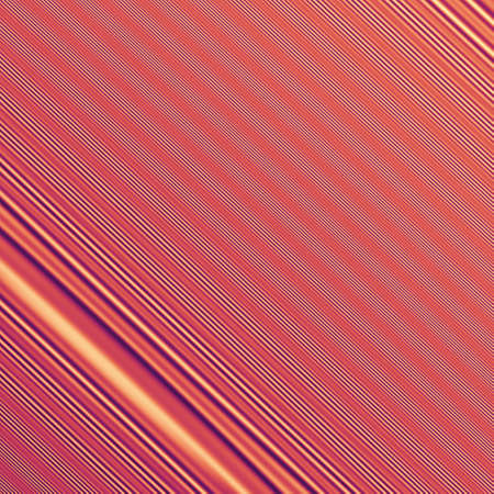 stripe on a red background with parallel lines
