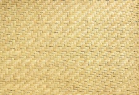 rattan mat: Mat Woven Rattan as a Background