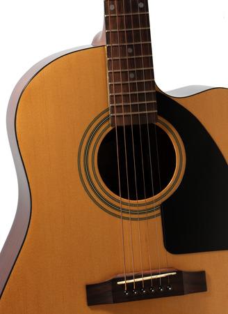 frets: shape of Acoustic guitar