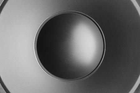 woofer: light and shadow of sub woofer loudspeaker