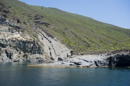europe, italy, sicily, pantelleria island coast