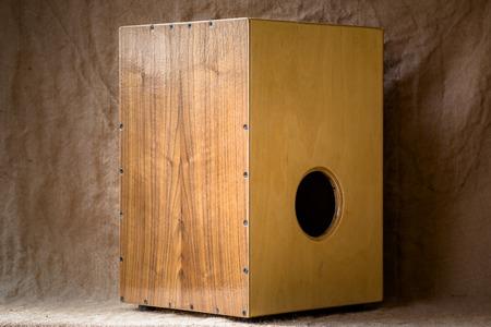 カホン - アフロ ペルー楽器