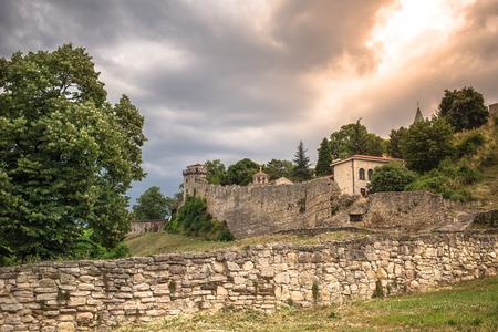 belgrade: Belgrade Fortress - Kalemegdan Stock Photo