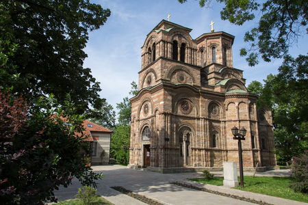 Church of the Holy First Martyr Stephen, Lazarica Church