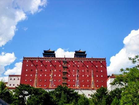 Chengde Putuo Zongcheng temple Editorial