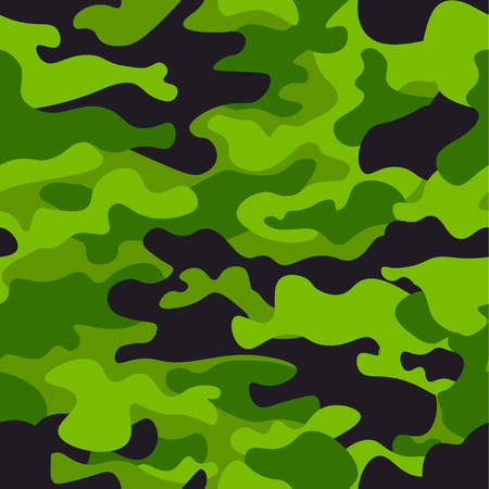 Green Camo Pattern Illustration Pattern Design Royalty Free Classy Camo Pattern