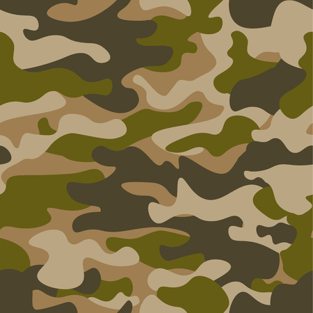 Brown camo pattern illustration pattern design.