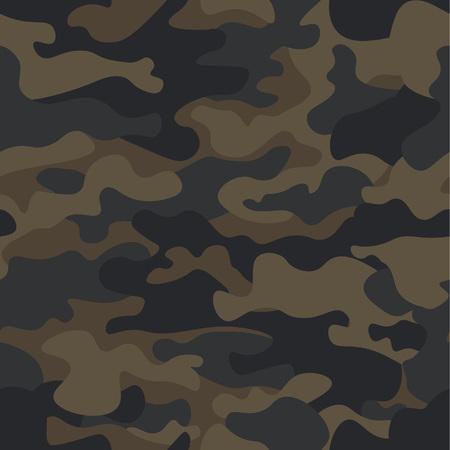 Mountain Seamless Camouflage Pattern with abstract lines for Army Clothing and apparels. Camouflage pattern background seamless vector illustration.