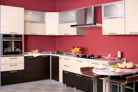 modern kitchen furniture for home interior
